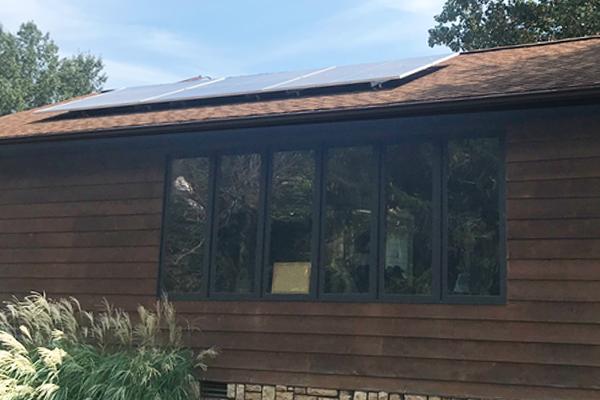 2019 6.5 KW Herrin, IL solar array